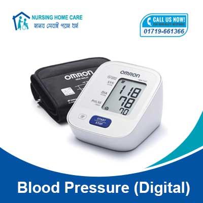 Digital Blood Pressure Machine Price in Bangladesh