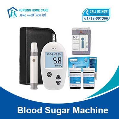 Diabetes Machine Price in Bangladesh