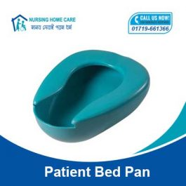 Patient Bed Pan For Home Use
