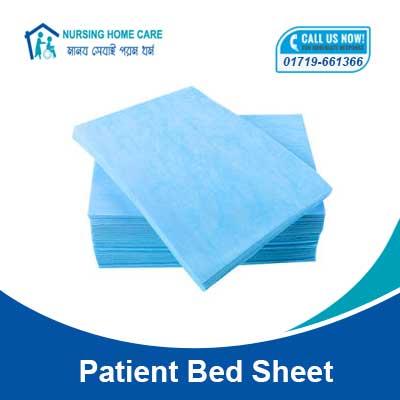Patient Bed Sheet