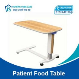 Durable Patient Food Table Price in Bangladesh