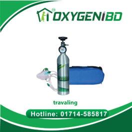 Travaling Protabol Oxygen Cylinder